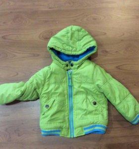 Курточка весна-осень bluezoo