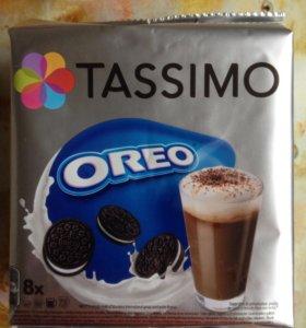 Горячий шоколад Орео в капсулах Тассимо