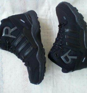 Кроссовки зимние adidas Адидас
