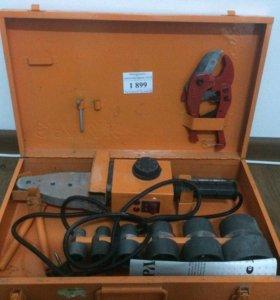 Паяльник для пластиковых труб Ермак АСП-1700