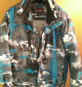 Куртка с лыжного костюма