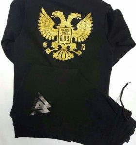 ✔Спортивный зимний костюм BLACK STAR