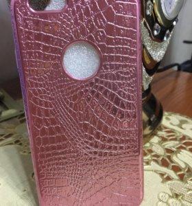 Чехол на айфон 6    6s   (новый)