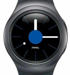 Смарт часы samsung gear s2 black