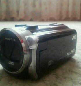 Видеокамера JVC EX515 + 32Гб + Сумка