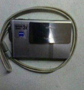 Фотоаппарат цифровой Sony DSC-T7 в отличном сост.