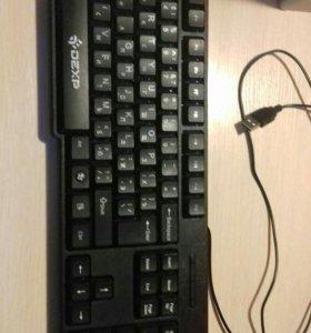 Клавиатура DEXP