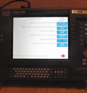Оптический рефлектометр сма-4000 продам