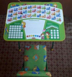 """Детский стол и стульчик """"первоклашка"""""""