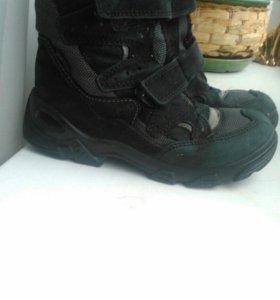 31 Ботинки Экко ECCO зима