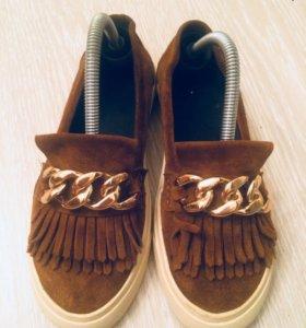 Туфли, макасины, слипоны. Размер 36