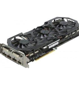 Видеокарта GigaByte 2048Mb GF GTX 960 GV-N960G