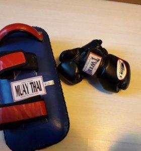 Инвентарь для тайского бокса майтай
