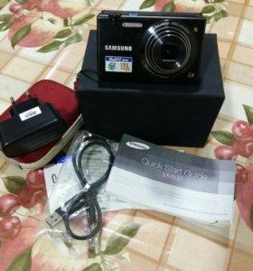 Цифровой фотоаппарат Samsung MV800 (черный)