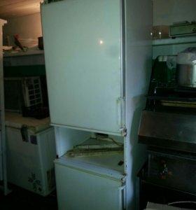 Холодильники и ларь морозильная