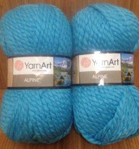 Пряжа Yarn Art Alpine