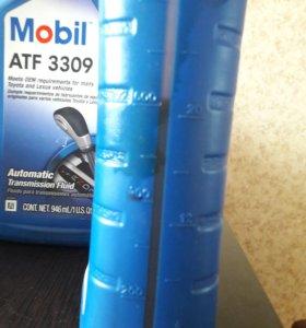 Трансмиссионное масло MOBIL ATF 3309 синтетическое