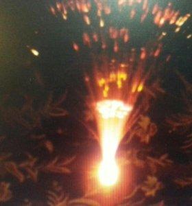 Светящийся фонтан Ромашка
