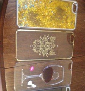 Чехлы айфон 6s+