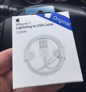 Оригинальный кабель lightning apple iPhone 5,6,7,8