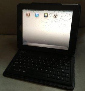 iPad 1 64 Gb Wi-Fi + 3G с клавиатурой