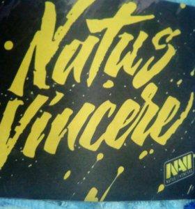 Коврик для Мышки. С логотипом Natus Vincere
