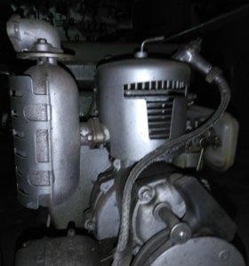 Электростанция (генератор) 2СД М2 , 1,5 кВт