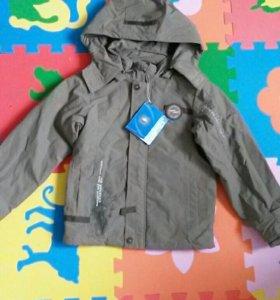 Куртка для мальчика р. 128
