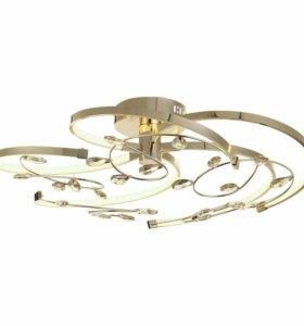 Люстра потолочная LED 70W, 4000K MD.8720-5-S