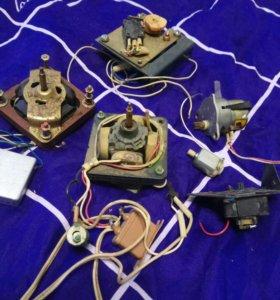 Электродвигатели от ЭПУ