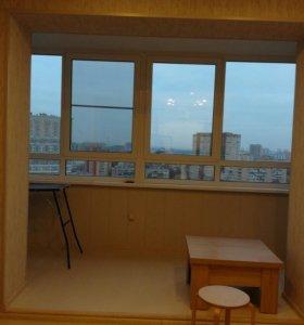 Квартира, студия, 38 м²