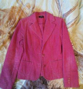 Пиджак розовый OSTIN