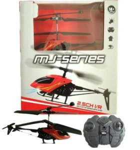 Новые Вертолёты MJ 901 Mini 2.5CH RC