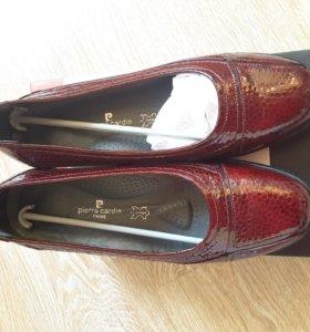 Туфли новые кожанные