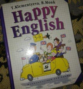 Учебник по Английскому.