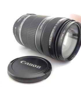Объектив Canon 55-250 mm f4-5.6