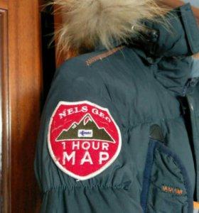 Куртка-пуховик для мальчика