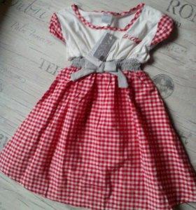 Платье 3года. Новое