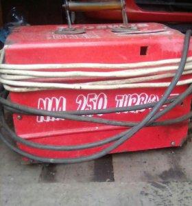 Аппарат сварочный 250
