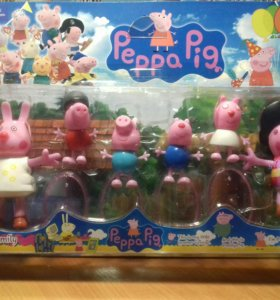 Набор Свинка Пеппа