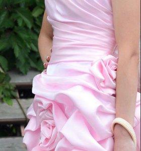 Платье вечернее (выпускное)