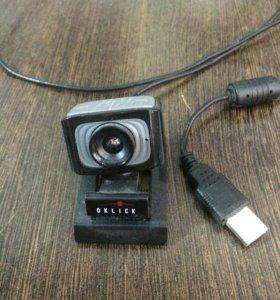 Веб камера Oklick