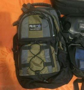 Рюкзаки,сумки