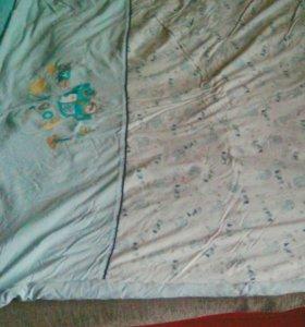 Одеяло 2 в 1