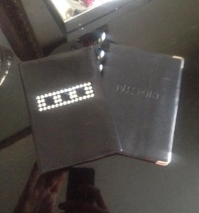 Обложки для паспорта 2шт