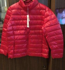 Новая Куртка женская р 46-48