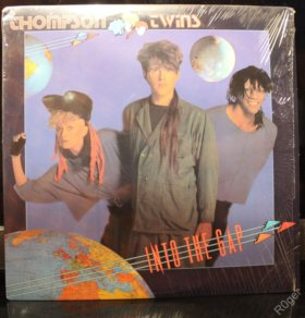 LP-Thompson Twins-Into The Gap-usa