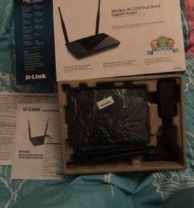 Роутер wi-fi D-link Новый Торг