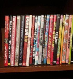 DVD диски цена за все диски