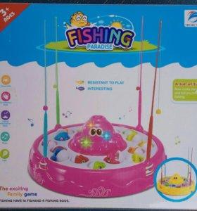 """Игра детская """"Рыбалка"""""""